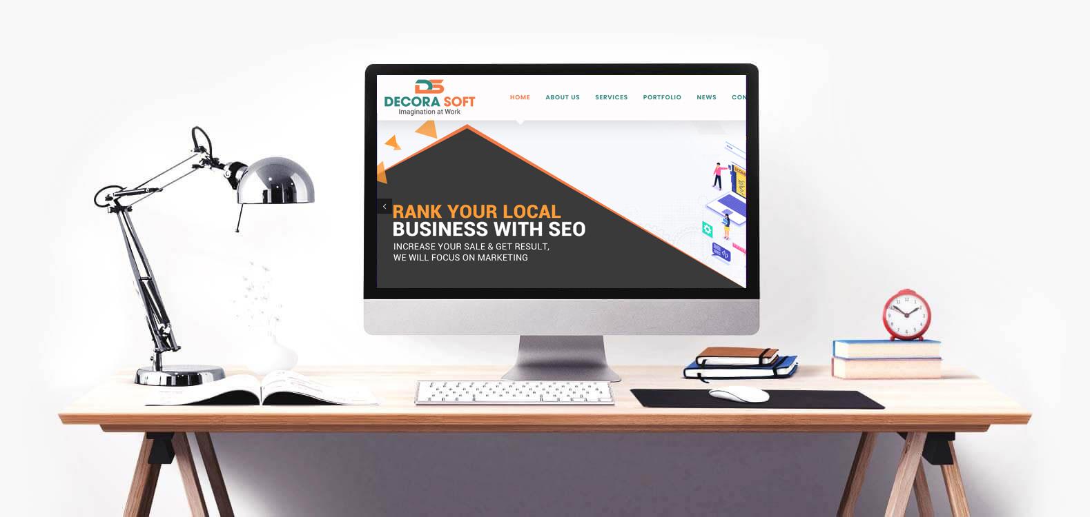 Desktop and Mobile Websites